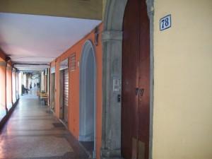 ingresso residenza