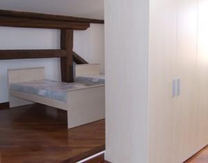 camera doppia mansarda